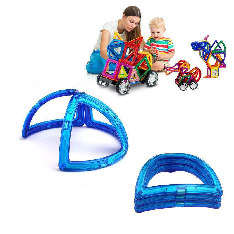 1шт 3D Mag мудрость 1/8 сфере раннего образования строительного блока игрушка детей подарок поильники pigeon mag mag с трубочкой 8 мес 200 мл