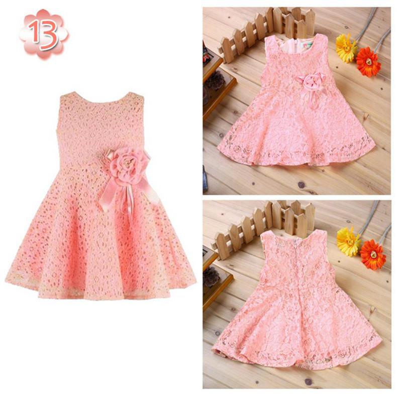 Детская одежда весна/лето новый продукт рукавов кружева платья для девочек платья для девочек