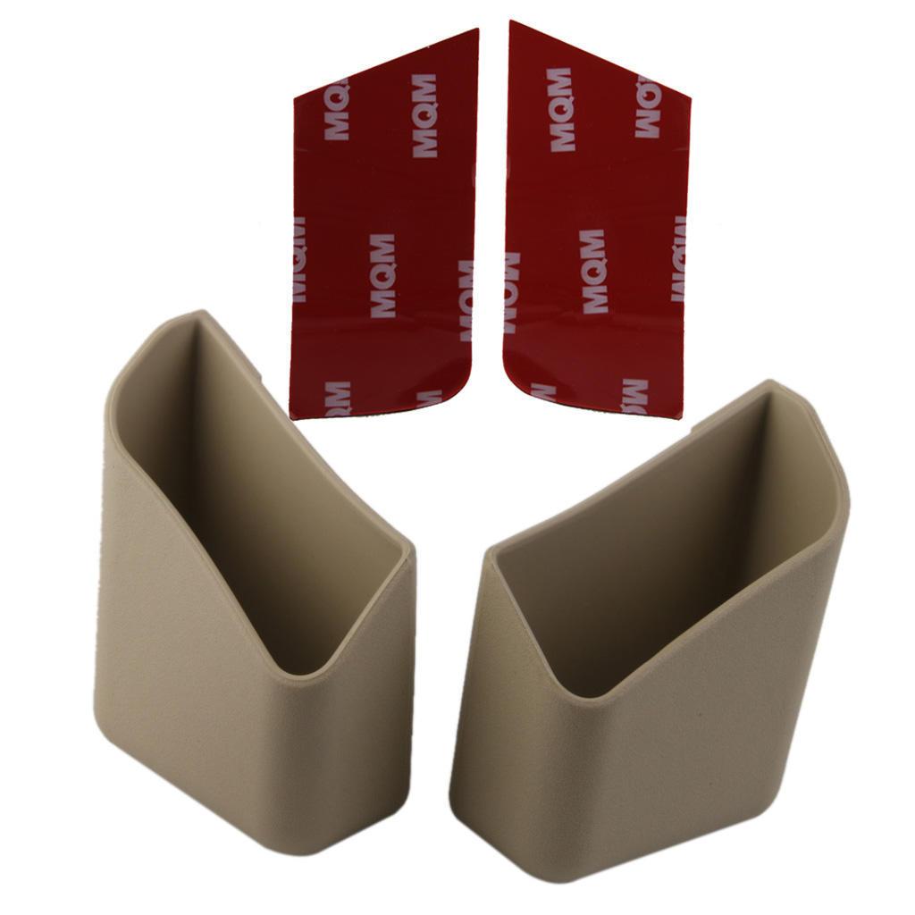 2 x хранения автомобиля приборной панели столба карманный держатель для смарт-телефона ключ-карта... полироль для приборной панели atas plak amarena 400 мл