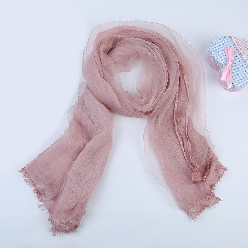 Моды шарф Slik хлопок бикини Обложка шарф простой шарф элегантный шарф