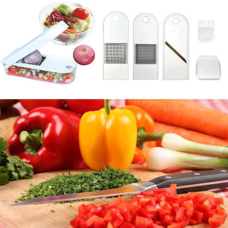 Домашняя кухня гаджеты 5pcs механическая Овощерезка картофеля Slicer морковь соломкой луком измел... суперпредложение набор грибов домашняя полянка из 5 упаковок