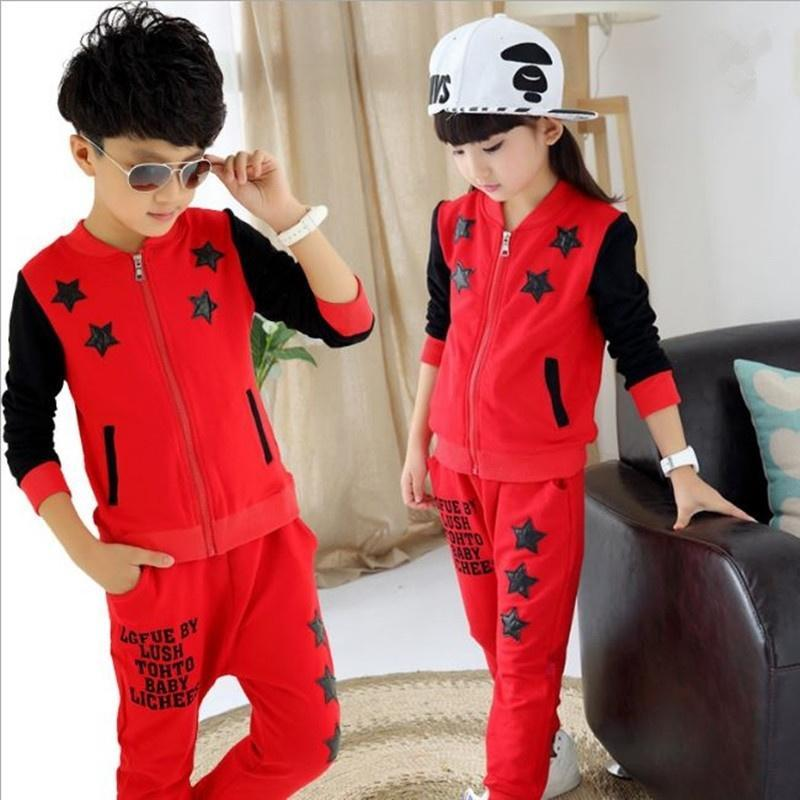 2 шт набор для детей спортивная повседневная одежда SL одежда для детей