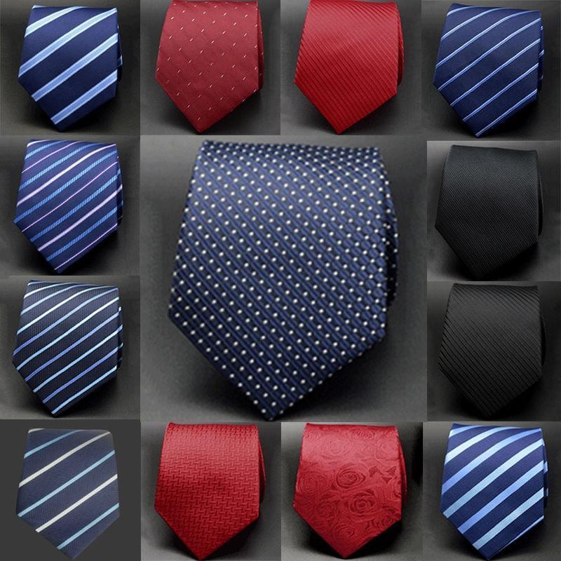 Новая полоса саржевого моды галстук АТЛАСНОЕ галстук узкие галстуки шелковые костюмы мужские галстуки