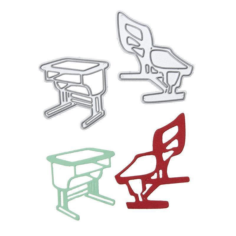 Столы и стулья DIY Handmade ремесла трафареты декор инструмент задать резки умереть