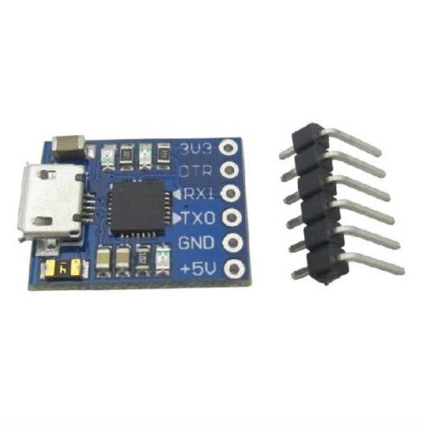 CP2102 Микро USB UART TTL модуль 6Pin последовательный конвертер STC заменить FT232 XGO66 3 3v to ttl uart module serial converter download usb drive wire brush cp2102 stc gift dupont
