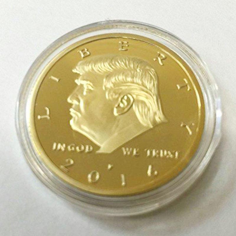 Трамп золотые памятные монеты памятные монеты россии выпуск 2016 г каталог справочник