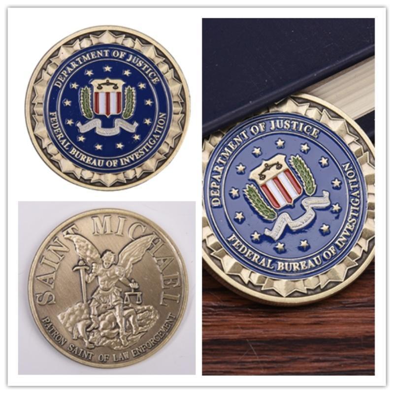 Антикварные бронзовые Сэйнт апостолов памятных монет