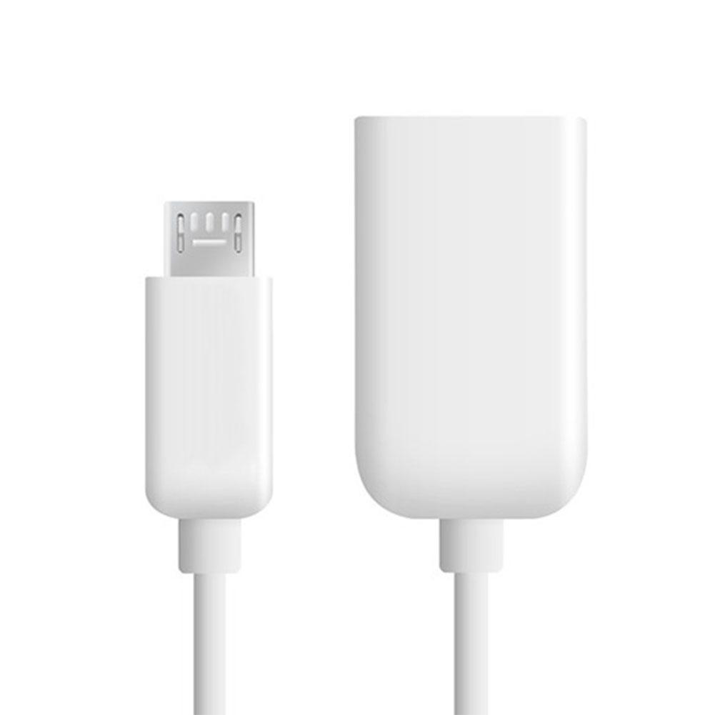 Микро-USB для USB 2.0 OTG хост кабель адаптер конвертер для мобильных телефонов Samsung кабель otg для мобильных телефонов и планшетов usb2 0 тип а f minib 5p otg ks is ks 132