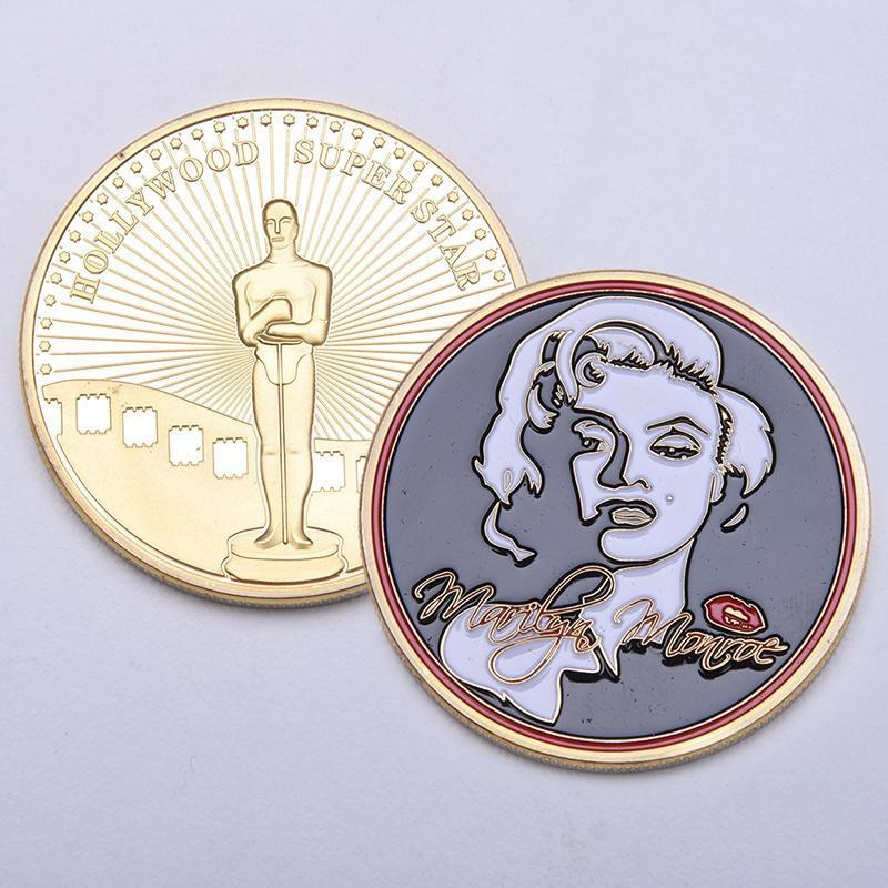 Звезды американского Голливуда Мэрилин Монро памятные монеты памятные монеты россии выпуск 2016 г каталог справочник