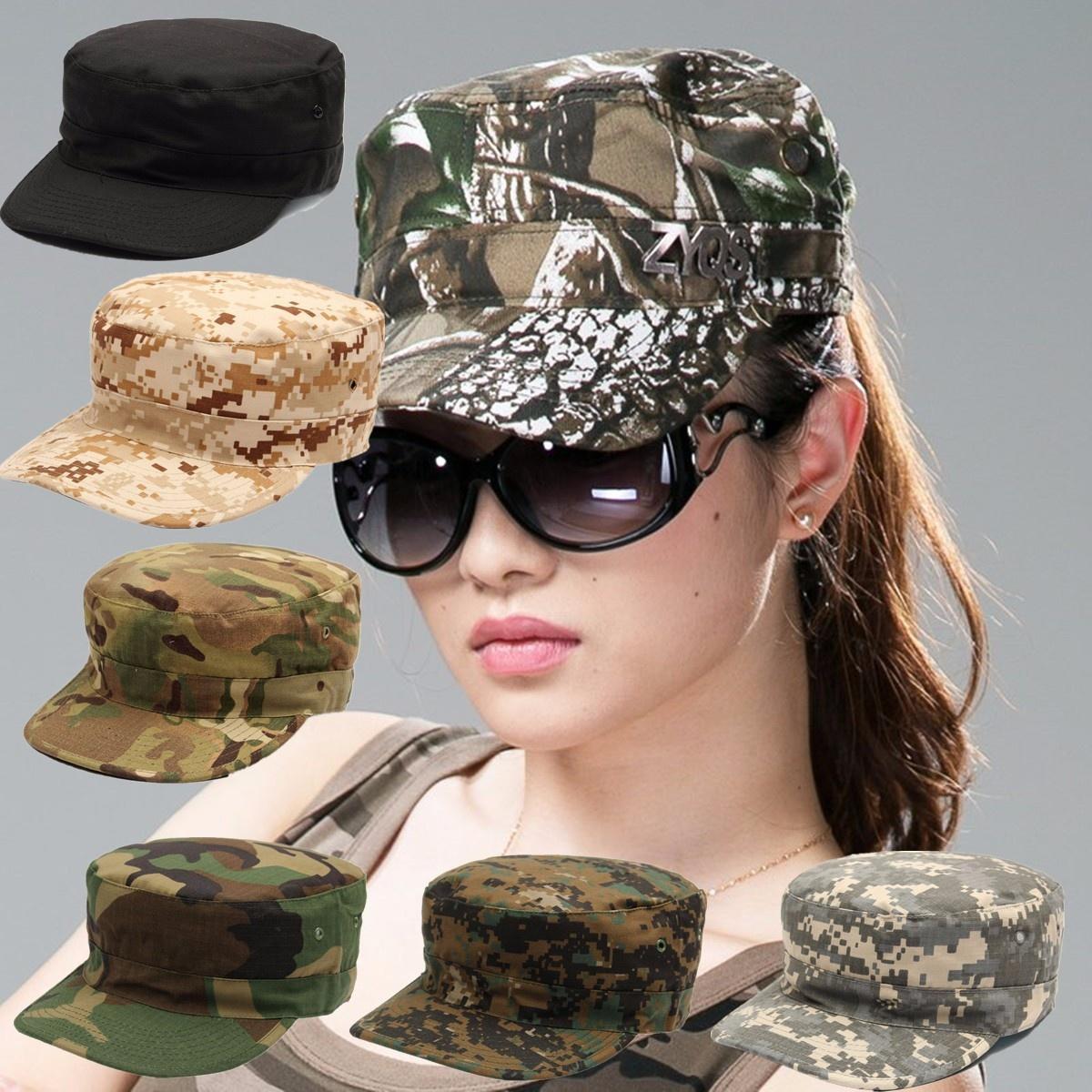 Новый камуфляж военный камуфляж армии кадет хлопок Hat Cap багажник на опель кадет 1991г выпуска