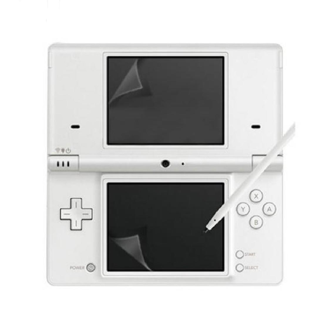 1 x ясно Защитные пленки для Nintendo Lite Ds Nds Ndsl replacement touch screen for nds nintendo ds