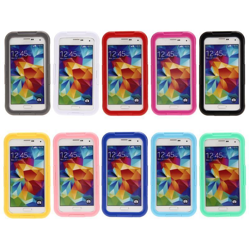Новый водонепроницаемый ударопрочный чехол для Samsung Galaxy S6 / S6 Edge аксессуар чехол накладка samsung g925f galaxy s6 edge ipapai флора yellow red