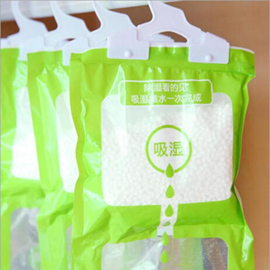 Интерьер осушитель осушитель влажной хранения висячие мешки для гардеробных комнат для гардеробных и прачечных