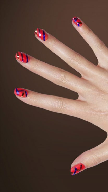 Favorit Nail Art:Glitzernägel | junemag.com AJ03