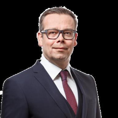 Profilbild von Anwalt Andreas Bänziger