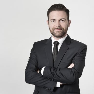 Profilbild von Anwalt Christoph Bauer