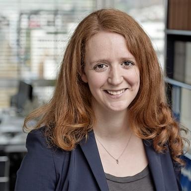 Profilbild von Anwältin Eliane Benjamin