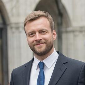 Profilbild von Anwalt Tobias Bonnevie-Svendsen