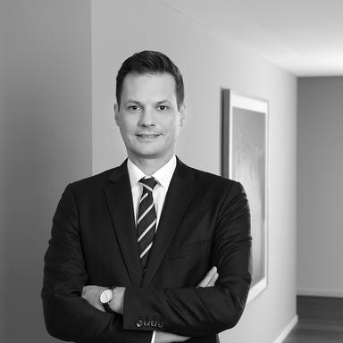 Profilbild von Anwalt Nicolas Bracher