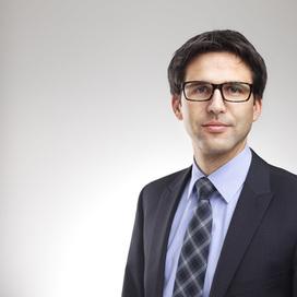 Profilbild von Anwalt André Britschgi