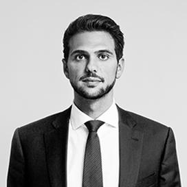 Profilbild von Anwalt Simon Brun