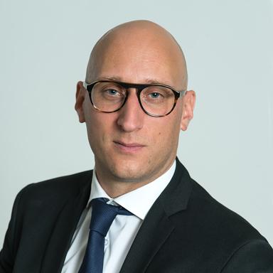 Profilbild von Anwalt Gian Reto Bühler