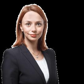 Profilbild von Anwältin Xenia Christensen