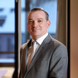 Profilbild von Anwalt Benjamin Dürig