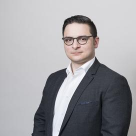 Profilbild von Anwalt Ramon Eichenberger