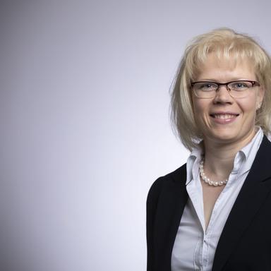 Profilbild von Anwältin Marion Enderli