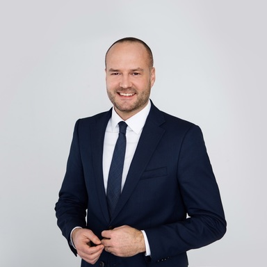 Profilbild von Anwalt Michael Fretz