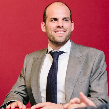 Profilbild von Anwalt Lukas Friedli
