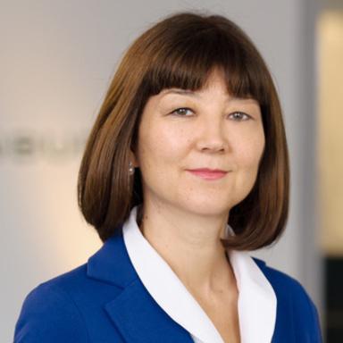 Profilbild von Melissa Gautschi, Anwältin in Zürich