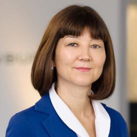 Profilbild von Anwältin Melissa Gautschi