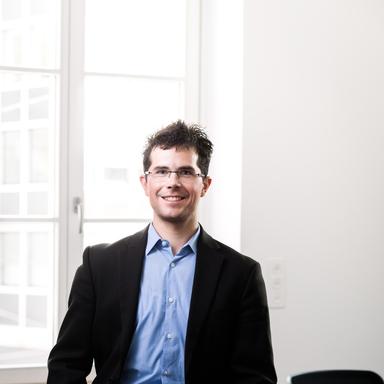 Profilbild von Anwalt Gian Sandro Genna