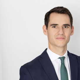 Profilbild von Anwalt Lorenz Gmünder