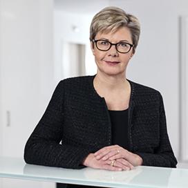 Profilbild von Anwältin Andrea Hodel-Schmid
