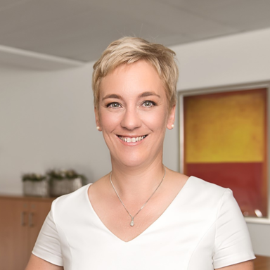 Profilbild von Anwältin Andrea Christina Huber