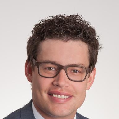 Profilbild von Anwalt Michael Hunziker
