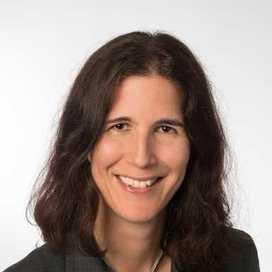 Profilbild von Anwältin Nadine Kieser Blöchlinger