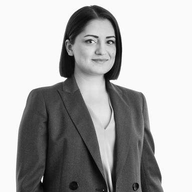 Profilbild von Anwältin Pascale Köster