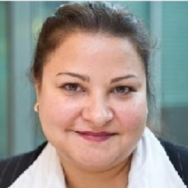 Profilbild von Anwältin Charlene Kramer