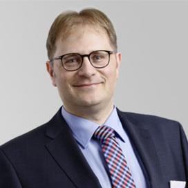 Profilbild von Anwalt Ueli Landtwing