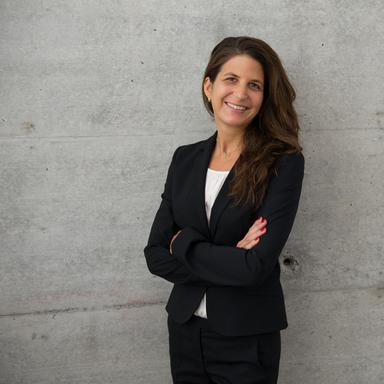 Profilbild von Anwältin Dominique Leemann