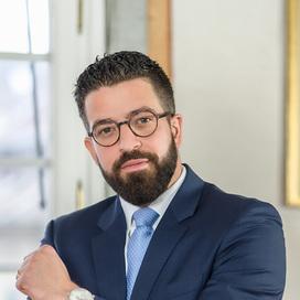 Profilbild von Anwalt Fabrizio Andrea Liechti