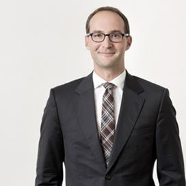 Profilbild von Anwalt Mario Marti