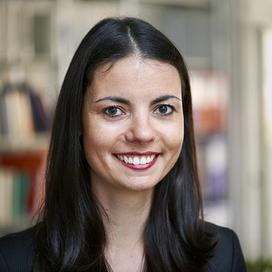 Profilbild von Anwältin Elena Mégevand