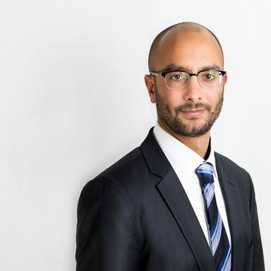 Profilbild von Anwalt Elias Moussa