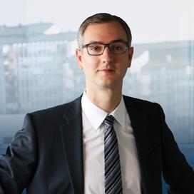 Profilbild von Anwalt Gregor Navarini