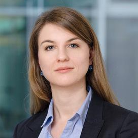 Profilbild von Anwältin Anna Neukom Chaney